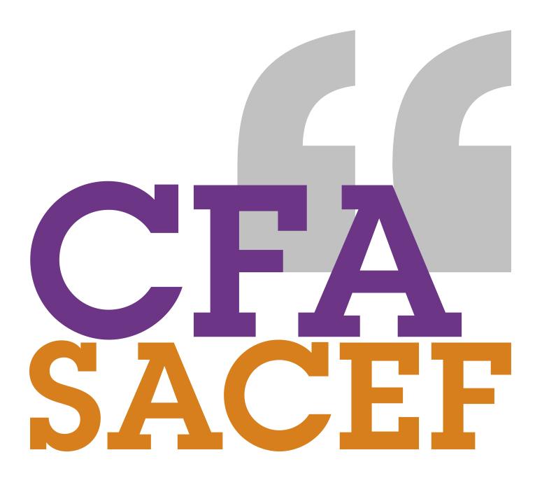 logoCFASacef