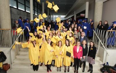 Enquête sur le devenir des diplômés IEC