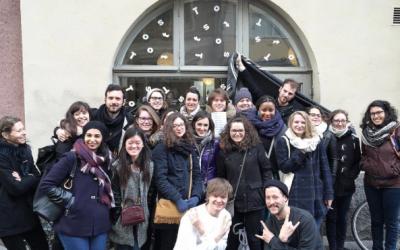 Séjour d'études à Helsinki, avril 2016