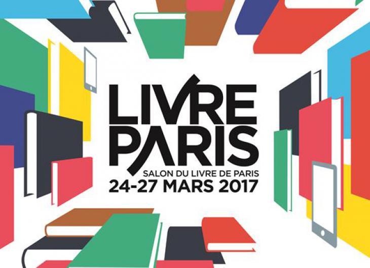 Retrouvez le master IEC à Livre Paris 2017, sur le stand R62!