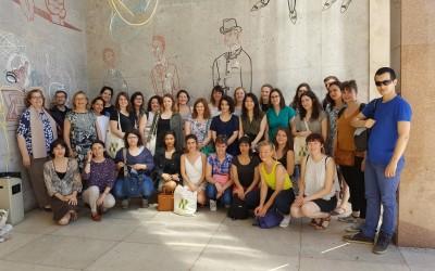 Séjour d'études à Lisbonne, mai 2017