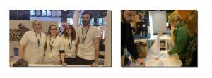 Equipe organisatrice Salon du Livre de Paris 2015