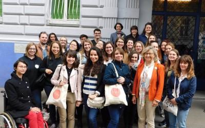Séjour d'études des M2 à Vienne et Bratislava
