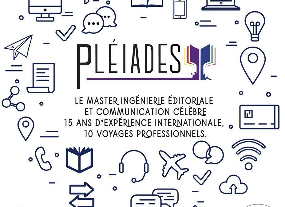 Retrouvez le Master IEC à la 38e édition du Salon Livre Paris 2019 !