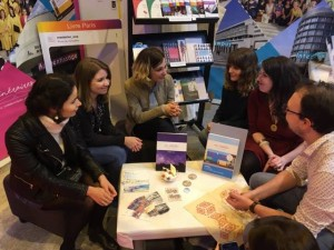 Atelier Livre Paris 2018
