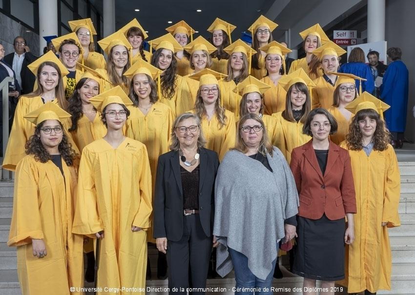 Enquête sur l'insertion des diplômés 2018