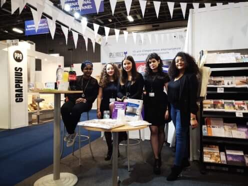 Retour sur la 38e édition du Salon Livre Paris !