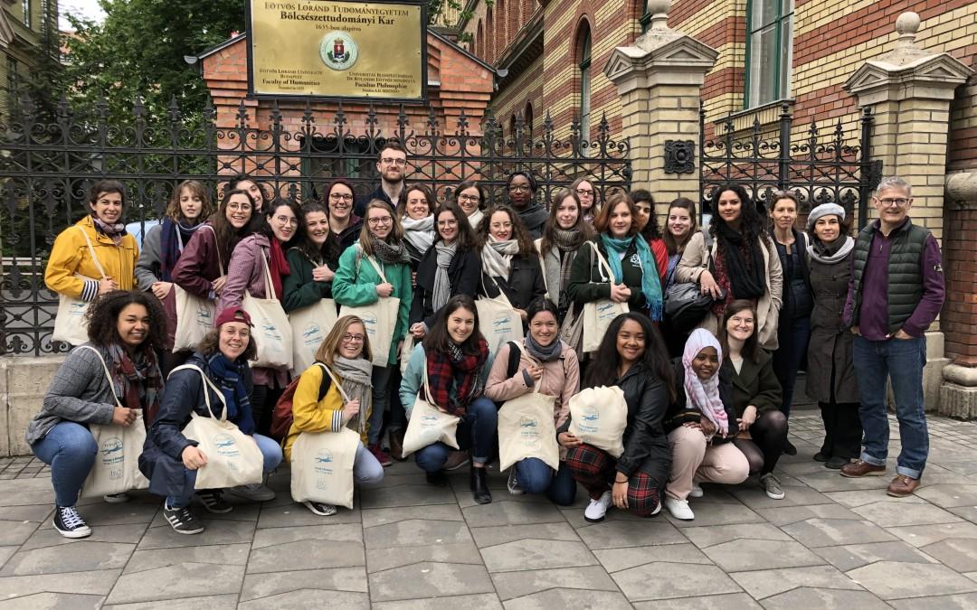 Budapest 2019 : un voyage professionnel enrichissant